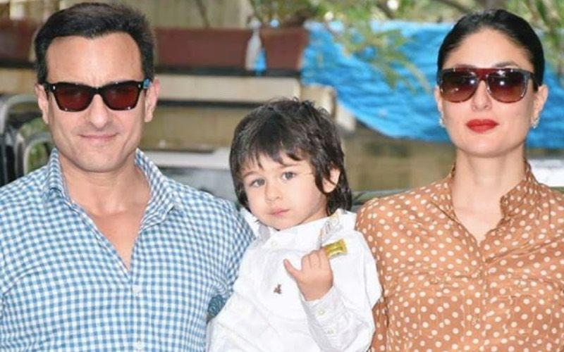 Kareena Kapoor Khan And Saif Ali Khan Come Together To Endorse A Babycare Brand, Is this Taimur's BIG Debut?
