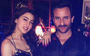 Casting Coup: Sara Ali Khan & Daddy Saif To Share Screen Space?