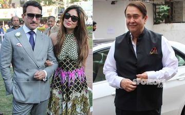 Kareena Kapoor Khan Delivers Second Baby Via C-Section; Randhir Kapoor Says Taimur Ali Khan Is 'DELIGHTED About Having A Little Brother'