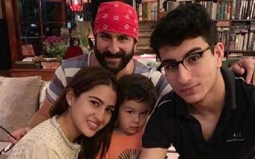 Saif Ali Khan Says 'I Am Always There For My Children' Amidst Rumours Of Him Refusing To Help Daughter Sara Ali Khan In Drug Probe