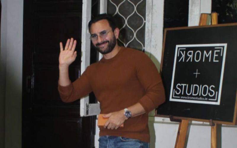 Saif Ali Khan Says Bollywood Promotes 'Male Stalker' Genre; 'Shah Rukh Khan Made His Career On It In The Beginning'