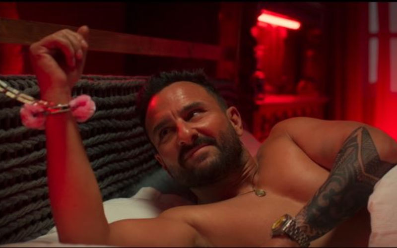 Ole Ole 2 From Jawaani Jaaneman: Saif Ali Khan's Swag Filled Version Of The 90s Track Is Entertaining AF