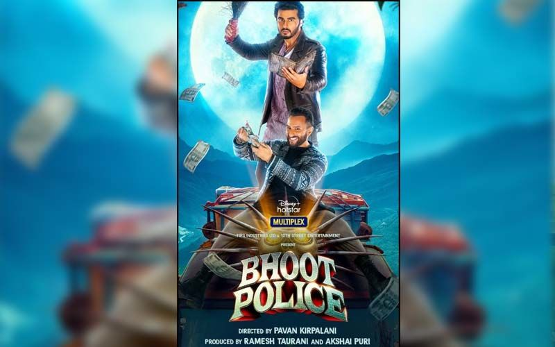 Bhoot Police To Get A Sequel; Saif Ali Khan And Arjun Kapoor To Return As Ghost Hunters, Confirms Ramesh Taurani -Deets Inside