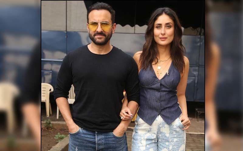 Saif Ali Khan Reveals Kareena Kapoor Khan's Advice On Tackling Trolls; 'My Wife Told Me To Not Look Myself Up Online'