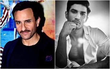 Saif Ali Khan Calls His Dil Bechara Co-Star Late Sushant Singh Rajput A Talented Actor: 'I Got The Feeling He Was Brighter Than I Was'