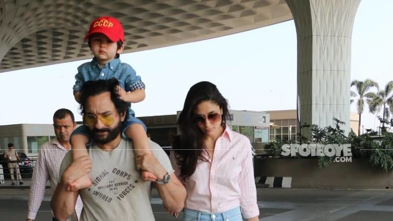 Unlike Taimur Ali Khan, Kareena Kapoor Khan And Saif Ali Khan To Take A Different Route To Introduce Baby No 2 To The World?