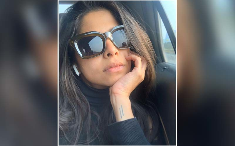 Sai Tamhankar's Nauvari Look Steals The Show On Social Media In This Festive Season