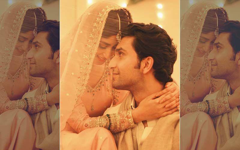 Mom Actress Sajal Aly Engaged To Rumoured Boyfriend Ahad Raza Mir