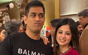 MS Dhoni's Wifey Sakshi Asks Hotel Staff If Her Husband's Cute; Gets A Hilarious Reaction - VIRAL Video