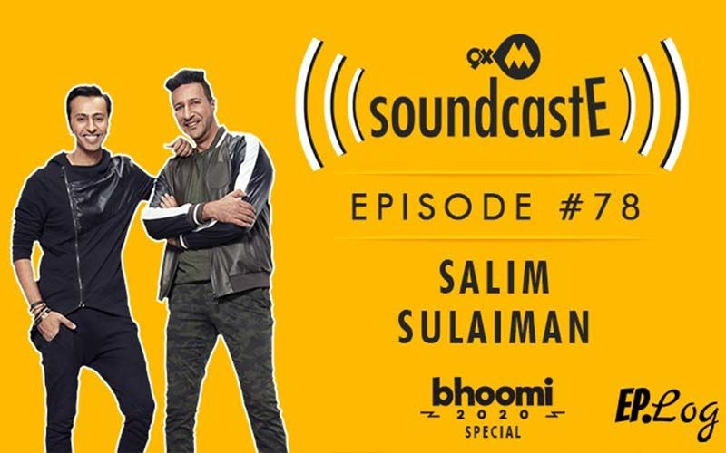 9XM SoundcastE: Episode 78 With Popular Composer Duo Salim-Sulaiman