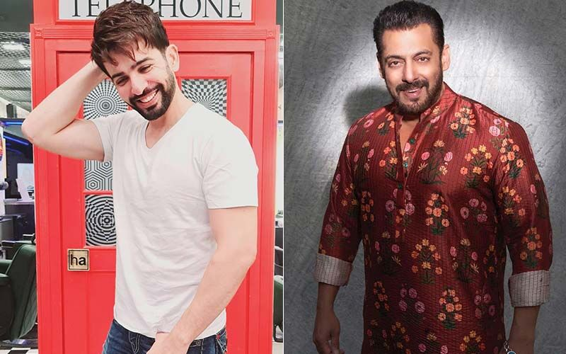 Bigg Boss 15: Salman Khan Walks Into The House With The Contestant Jay Bhanushali- DEETS INSIDE