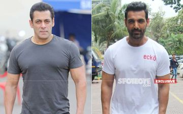 Salman Khan-John Abraham Face-off: Will The Eid Box-office Clash Be Averted? Who Will Blink First? - EXCLUSIVE