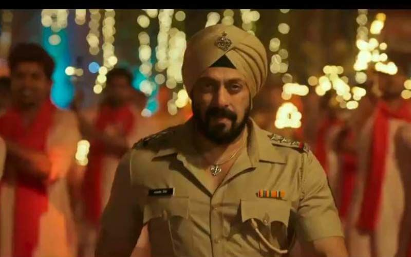 Antim The Final Truth: Salman Khan Unveils The High-Voltage Teaser Of 'Vighnaharta', Gives A Sneak-Peek Into The Grandeur Of The Song