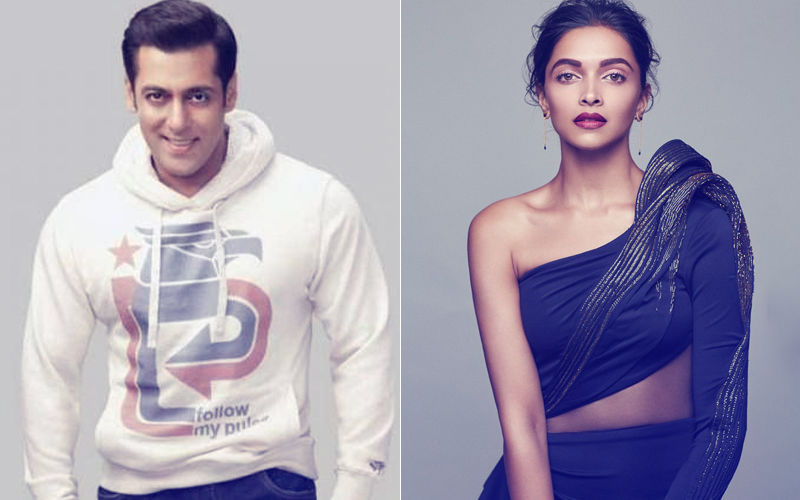 Salman Khan & Deepika Padukone To Be Paired For The First Time In Sanjay Leela Bhansali's Inshallah?