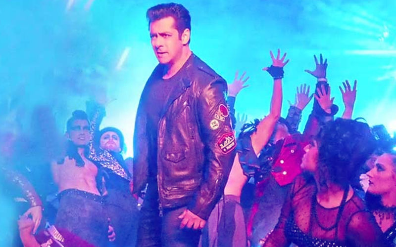 Salman Khan Recreates The Magic Of 'Allah Duhai Hai' For Race 3, Watch Teaser