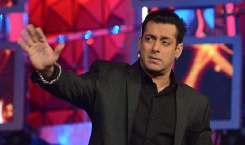 Salman Khan Angry