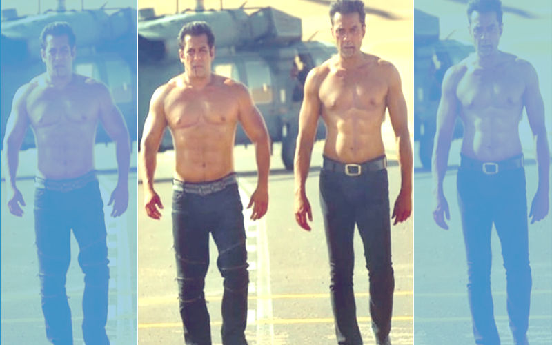 Salman Khan & Bobby Deol's Bare-Chested Scene In Race 3 Was A Spur Of The Moment Thing