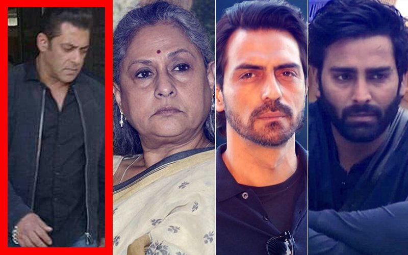Here's What Jaya Bachchan, Arjun Rampal, Manveer Gurjar Have To Say On Salman Khan's Conviction