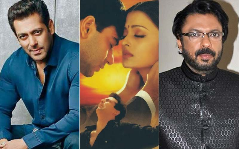 Salman Khan And Sanjay Leela Bhansali Reunite For A Love Story- 19 Years After Hum Dil De Chuke Sanam