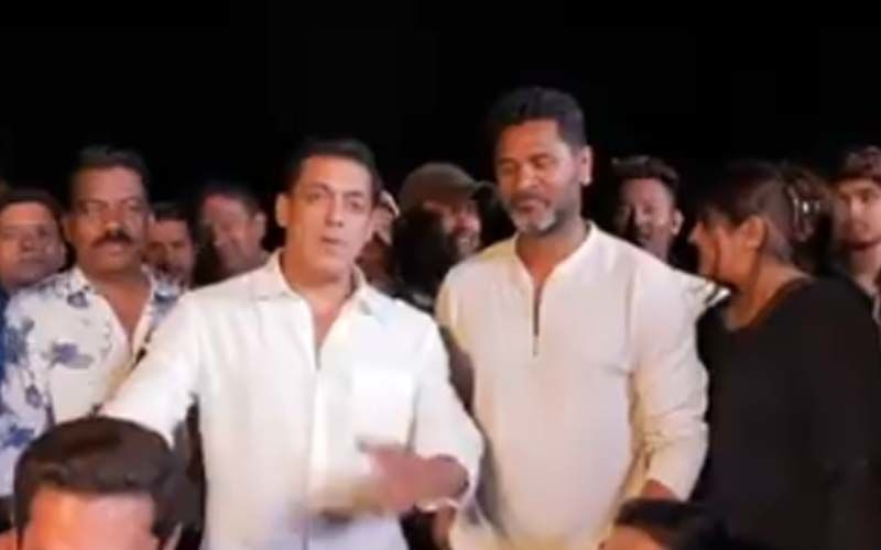 Dabangg 3: Salman Khan Calls It A Wrap, Pays Tribute To Late Vinod Khanna On The Last Day – Watch Video
