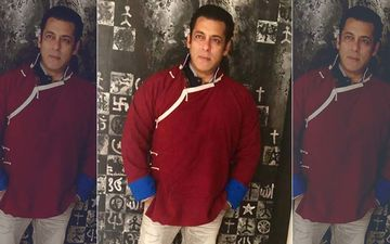 Salman Khan To Launch His Own Television Channel And New Brand Called Being Children?