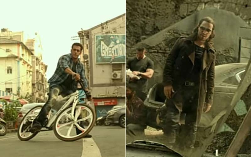 Radhe New Promo: Salman Khan's Swag As He Rides On A Bicycle And Randeep Hooda's Dialogue Delivery Will Leave You Impatient For The Film's Release