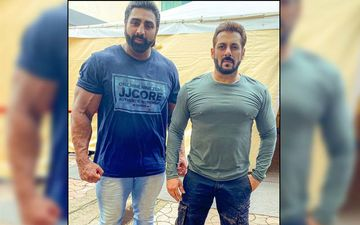 Tiger 3: Salman Khan Looks Suave In A New Picture From The Sets Of His Upcoming Action Flick