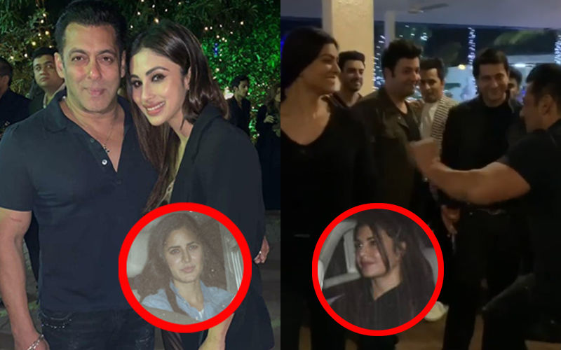 Salman Khan Rings In Birthday With Katrina, Mouni, Jacqueline, Sushmita – Unmissable Inside Videos And Pictures!