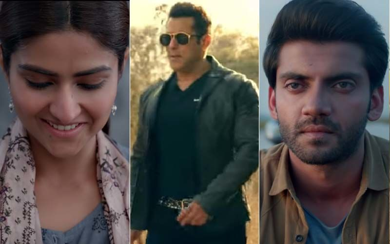 Notebook Song, Main Taare: Salman Khan's Fans Are In For A REAL Treat As Bhai Lends His Voice To This Romantic Track