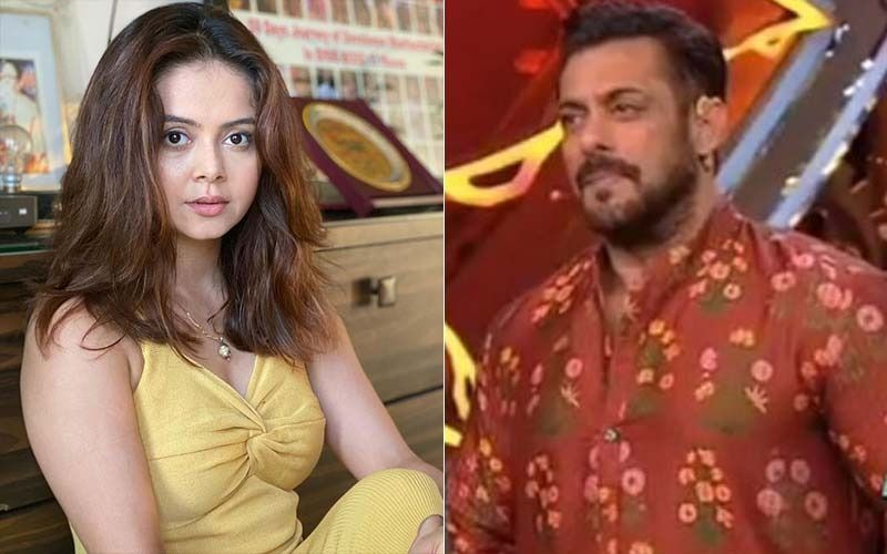 Bigg Boss 14: Devoleena Bhattacharjee Says 'Bas Karo', Takes A Dig At Makers After Salman Khan Gives Example Of Her And Rashami Desai Getting Less Votes