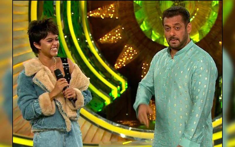 Bigg Boss 15: Salman Khan Names Sridevi As He Tries To Sing 'Manike Mage Hithe' With Sri Lanka's Yohani -WATCH