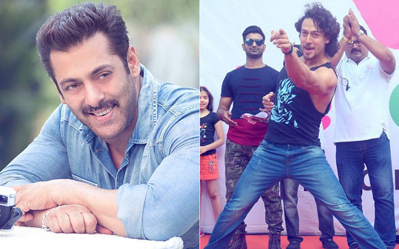 Salman Khan: Tiger Shroff Will Find Competition In Dance Deewane Contestants