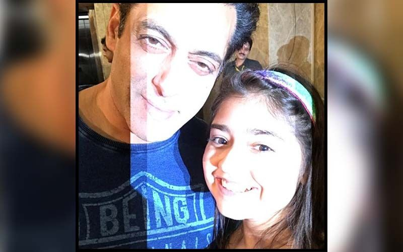 Salman Khan Obliges A Little Girl's Selfie Request; Oh He Is So Ready To Be A Daddy - Watch Video