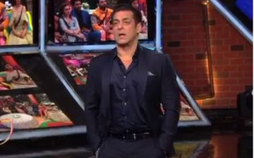 Bigg Boss 13 Weekend Ka Vaar: Salman Khan Enters The House To Clean Toilet; HMs Left Embarrassed