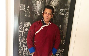 It's Raining Throwback Pics For Salman Khan Fans, Here Are Some Of His Childhood Pics
