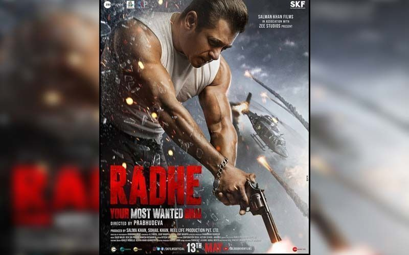 Salman Khan's Radhe Forces Re-think On Big-Scree Premieres On OTT