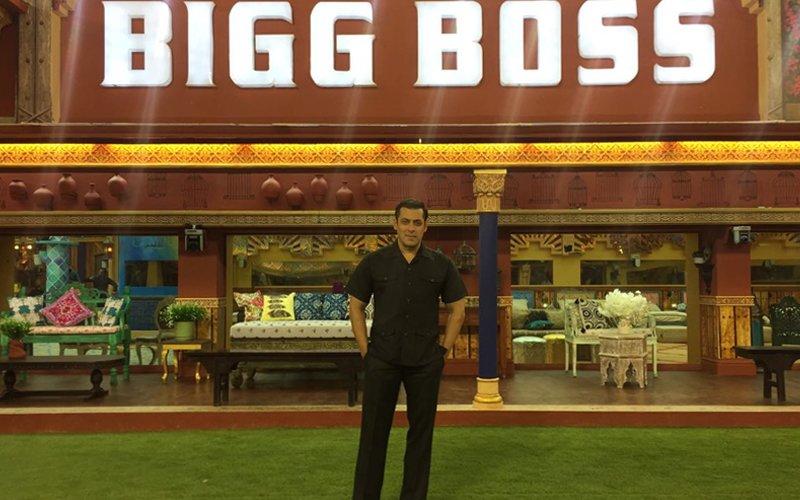 Salman Khan Is In the Bigg Boss House