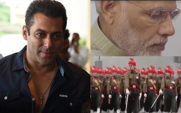 Making Amends: Salman Khan Wishes The Army Happy Diwali