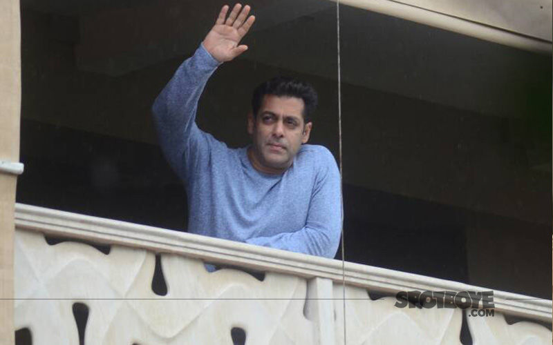 After Inshallah Being Shelved, Salman Khan To Announce His Eid 2020 Release; Film To Be Backed By His Production House - EXCLUSIVE