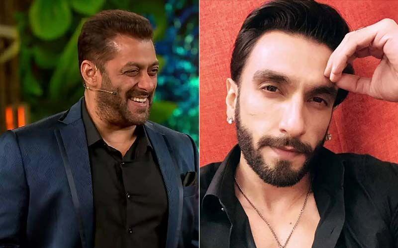 Bigg Boss 15: Ranveer Singh To Join Salman Khan On The Premiere Night-Report
