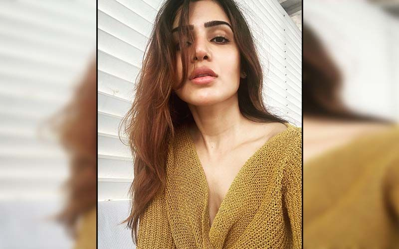 Samantha Akkineni Gives Fans A Mid-Week Laughter Dose With A Reel Video; Don't Miss It