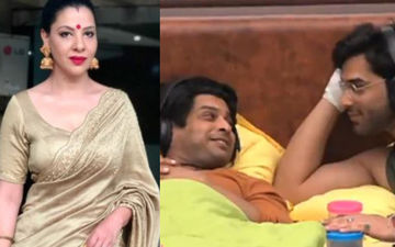 Bigg Boss 13: Sambhavna Seth Is Loving Sidharth Shukla And Paras Chhabra's Witty Secret Room Conversations