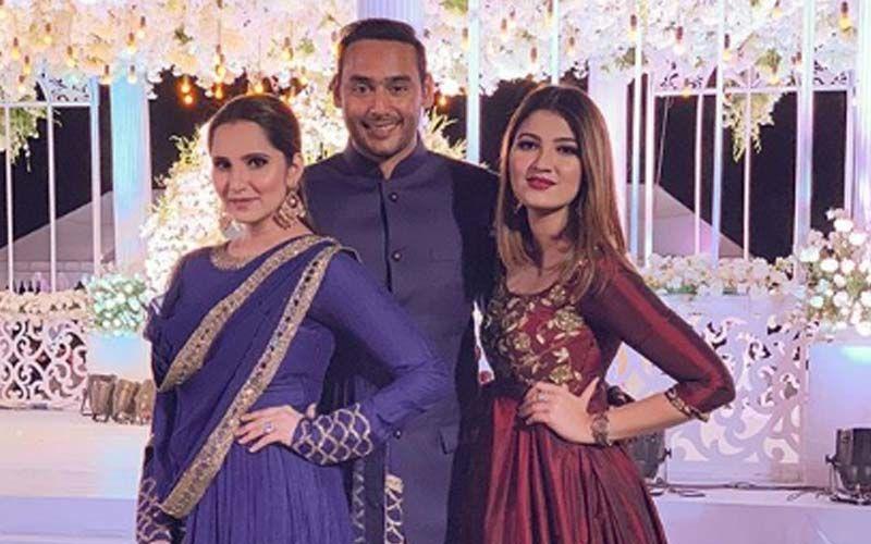 Sania Mirza Confirms Sister Anam's Marriage To Mohammad Azharuddin's Son Asad In December