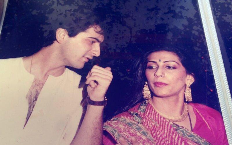 Sonam Kapoor Wedding: Sanjay Dedicates Emotional Message To Bhabhi Sunita Kapoor