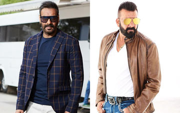 After Holidaying With Kajol With Kids, Ajay Devgn Is Set To Join Sanjay Dutt For Bhuj: The Pride of India In Hyderabad
