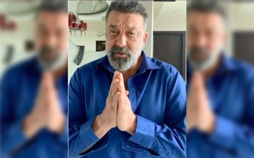 Sanjay Dutt Discharged From Lilavati Hospital And Is Back Home; Actor Had Complained Of Breathlessness And Was Admitted For Two Days