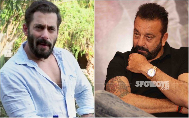 Independence Day 2020: Sanjay Dutt Makes First Social Media Update Post Lung Cancer Diagnosis; Salman Khan Asks Everyone To Be '100 Percent Reliable And Dependable'