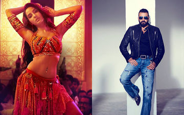 Original O Saki Saki Boy Sanjay Dutt Reacts To Nora Fatehi's Remix In Batla House