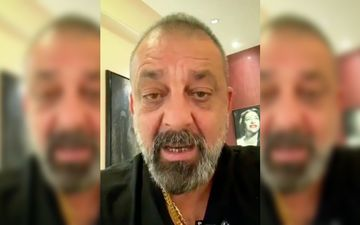 Sanjay Dutt Announces A Short Break From Work Because Of Medical Treatment After Getting Discharged From The Hospital; Urges Fans Not To Speculate