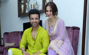 Sanjeeda Shaikh Has The Sweetest Wish For Birthday Boy And Darling Hubby Aamir Ali